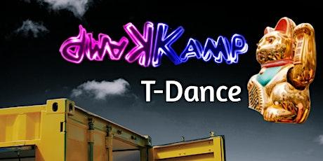 Q+ Hub - Kamp Kamp T-Dance tickets