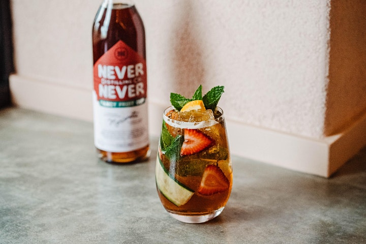 Step into the Never Never //  Gin Tasting Experience with the Founders image