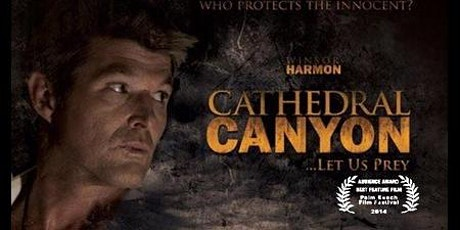 Cathedral Canyon: Films on Friday tickets