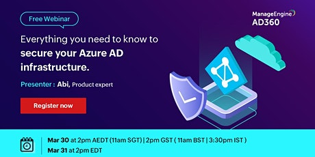 Everything you need to know to secure your Azure AD infrastructure tickets