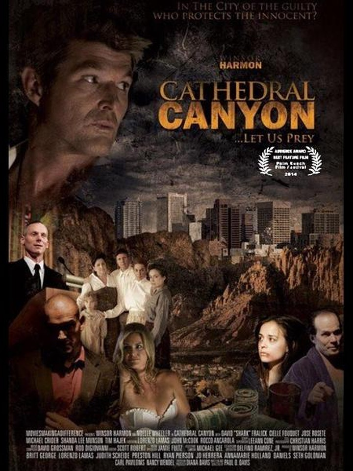 Cathedral Canyon: Films on Friday image