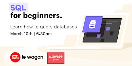 Discover Databases with SQL tickets