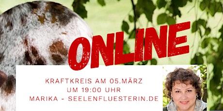 Kraftkreis Abend Online Tickets