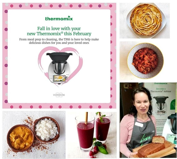 Thermomix Online Demonstration UK - Demostración virtual image