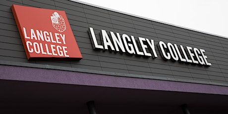 Computing and IT at Langley College Information Session tickets