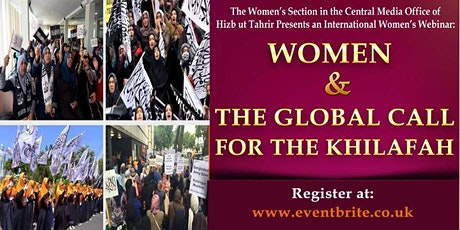 Women & The Global Call for The Khilafah tickets