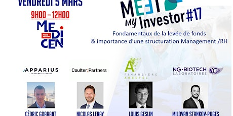 Meet My Investor #17 : Financière Arbevel & NG Biotech billets