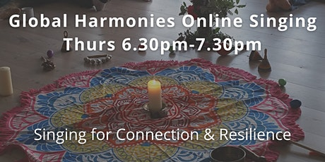 Global Harmonies Singing Online tickets