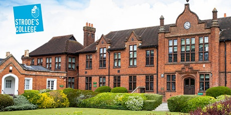 Language, Literature & Culture at Strode's College Information Session tickets