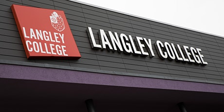 Business & Travel at Langley College Information Session tickets