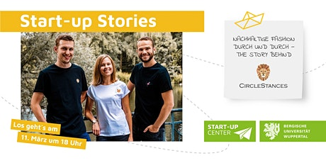 Start-up Stories – The Story behind CircleStances tickets