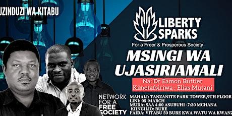 Uzinduzi wa Kitabu Cha Msingi wa Ujasiriamali tickets