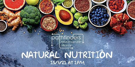 Natural Nutrition tickets