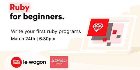 Introduction to Ruby Programming Language tickets