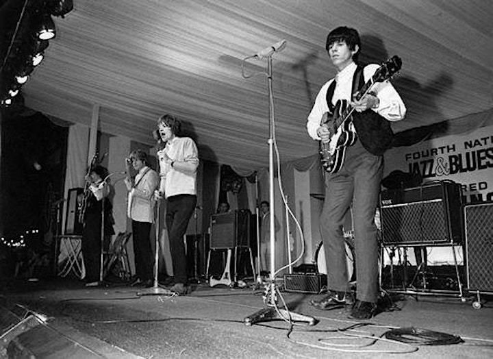 Visit the Birthplace of The Rolling Stones image
