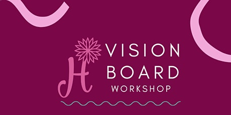 Hannah's Shoebox Tween Girls Vision Board Workshop tickets