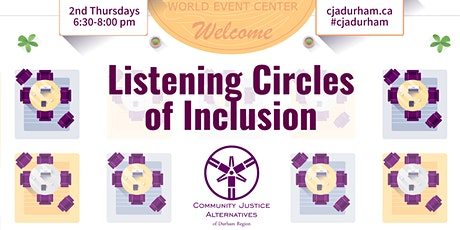 Listening Circles of Inclusion tickets
