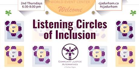 Listening Circles of Inclusion biglietti
