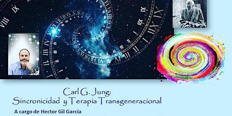 C. G. Jung: Sincronicidad y terapia transgeneracional entradas