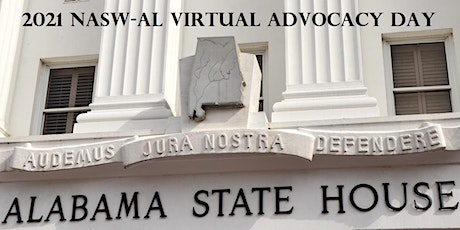 2021 NASW-Alabama Chapter Virtual Advocacy Day tickets