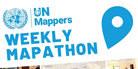 UN Mappers Weekly Mapathon tickets