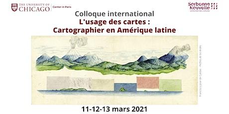 L'usage des cartes. Cartographier en Amérique latine billets