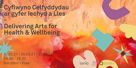 Delivering Arts for Health & Wellbeing tickets
