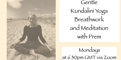 Gentle Yoga, Breathwork & Meditation tickets
