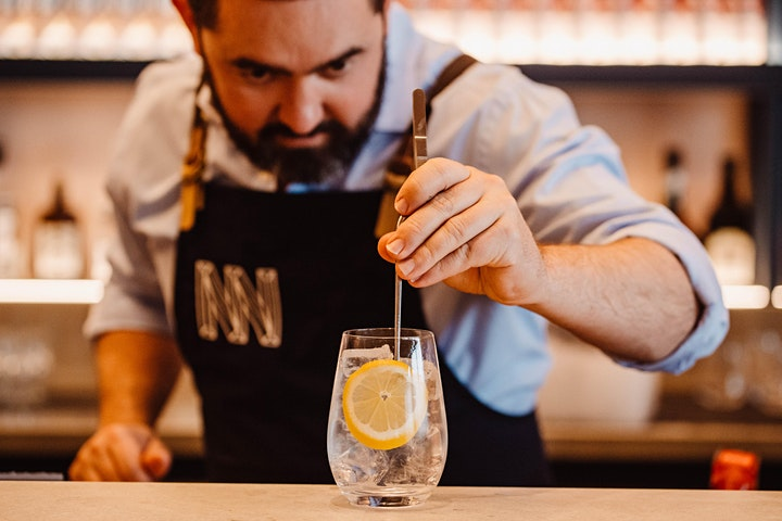 The Gin For Your Tonic // A  Never Never gin and tonic masterclass image