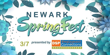 Newark Springfest -  Bunny Visit + VIP Entry Bag (Noon-  3PM) tickets