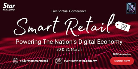 Smart Retail: Powering The Nation's Digital Economy Tickets