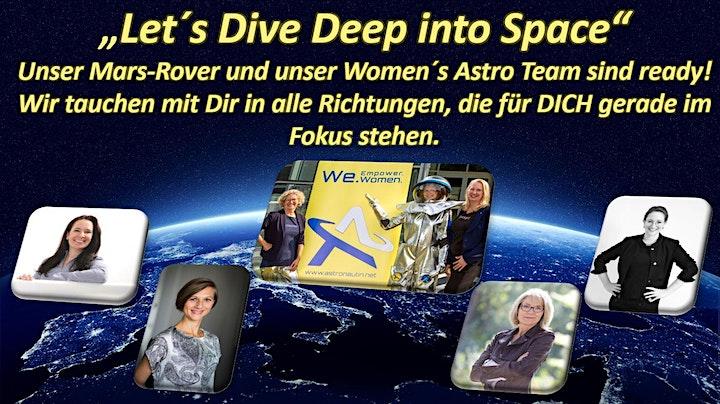 Deep Dive Space - Selbstmarketing 5.0 mit Linda Bosse: Bild