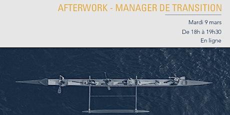 Afterwork  Audencia Executive Education - Certificat Manager de Transition tickets
