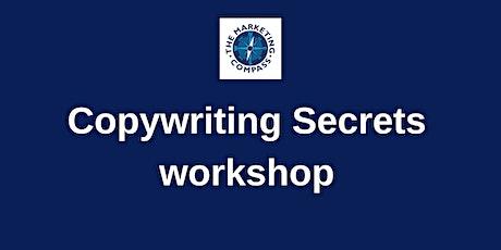 Copywriting Secrets workshop tickets