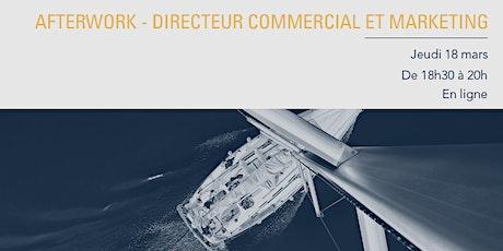 Afterwork Audencia - Executive M.Sc. Directeur Commercial et Marketing tickets