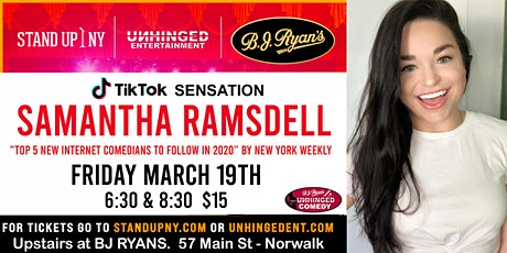 Unhinged Comedy presents: Samantha Ramsdell tickets