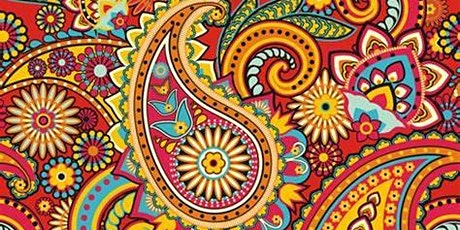 Drawing Paisley: Making Beautiful Patterns tickets