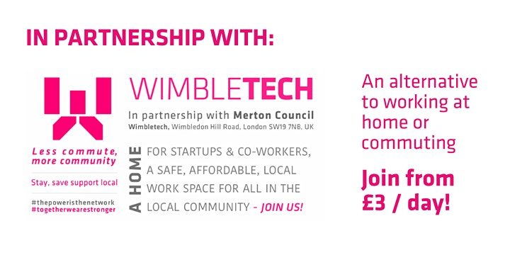 Wimbledon/ Merton Networking Mixer image