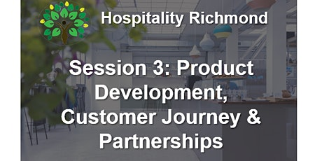 New Product Development & Joint venture partnerships tickets