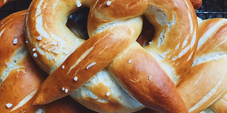 Online Baking Workshop - Soft Pretzels tickets