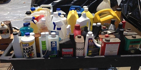 9-25-2021 Royersford, PA Household Hazardous Waste Collection tickets
