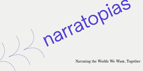 Narratopias training workshop tickets