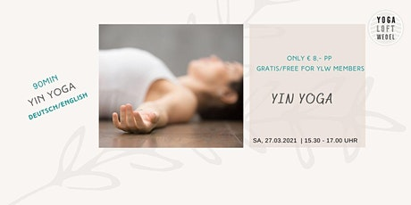 """JOY OF LIFE""   -  90 MIN YIN YOGA SPECIAL Tickets"