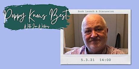 Poppy Knows Best: Jon Wilkins Book Launch tickets