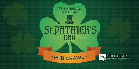 South Cape St. Patrick's Day Pub Crawl tickets