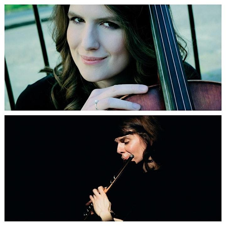 CMR Flute & Cello Recital image