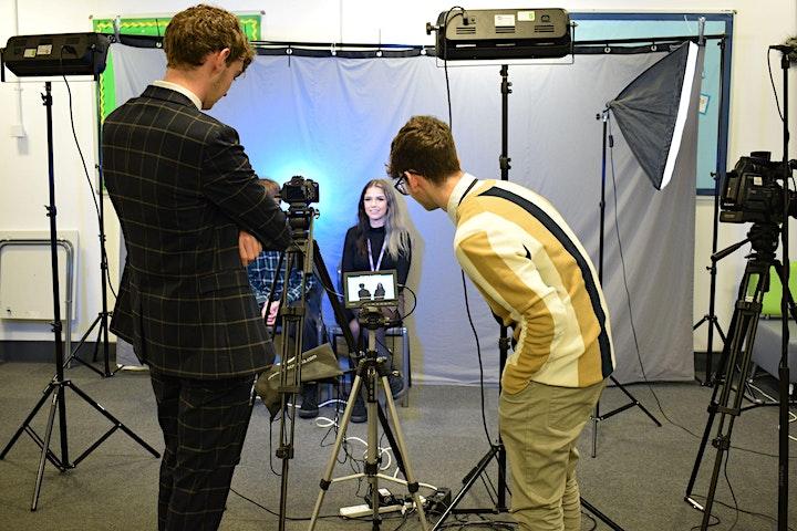 UTC Sheffield City Centre: Creative & Digital Media Virtual Event image