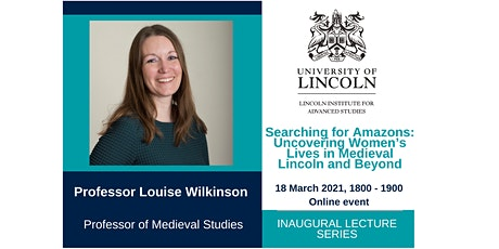 Inaugural Lecture: Professor Louise Wilkinson tickets