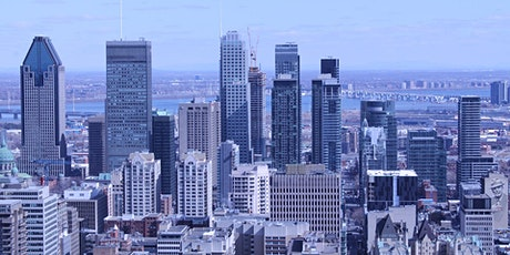 Virtual Guided Tour of Montreal, Quebec tickets