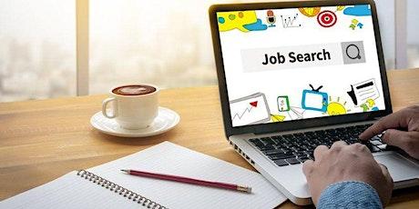Webinar Emplea: Plan de Acción personal para conseguir trabajo. bilhetes